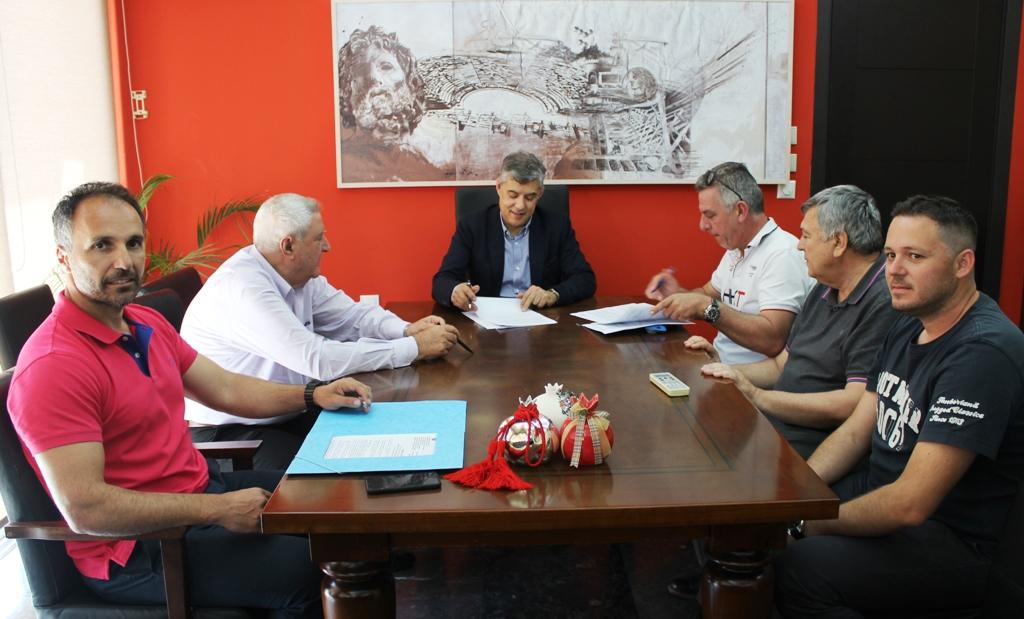 Δύο έργα αποκατάστασης ξεκινούν στην ΠΕ Λάρισας