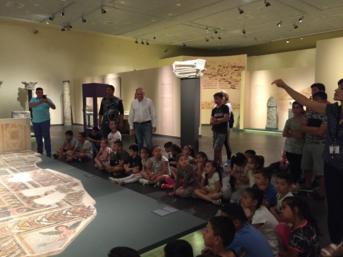 Τα παιδιά πάνε Μουσείο