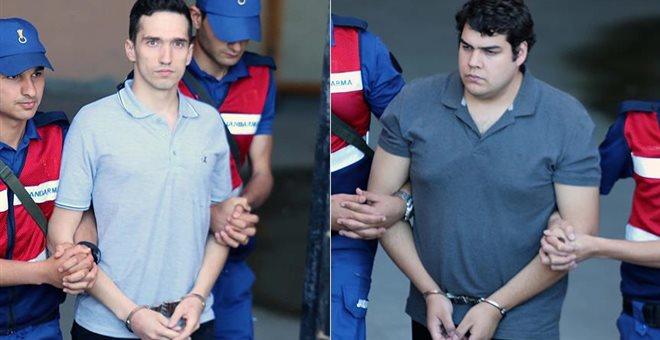 Επιβεβαιώνεται το σενάριο της μη τυχαίας σύλληψης των δύο στρατιωτικών