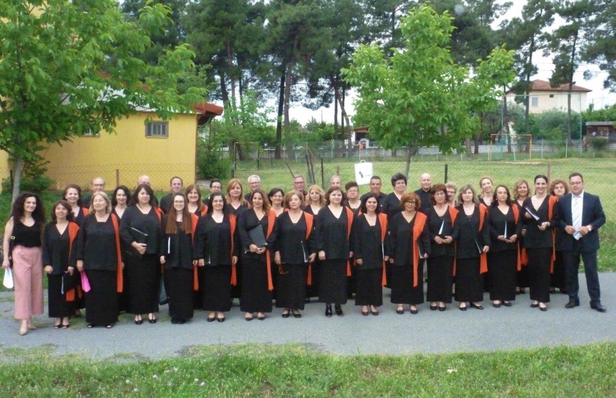 Στην Πέλλα η χορωδία «musicArte» Μουσικού Συλλόγου Ελασσόνας