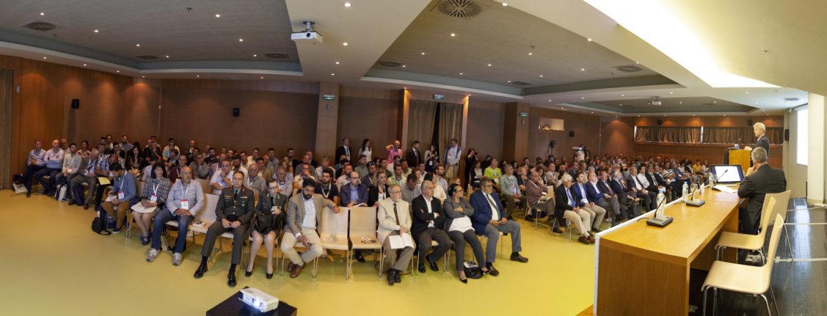 Ξεκίνησαν οι εργασίες του 1ου Διεθνούς Συνεδρίου για την επιτραπέζια ελιά