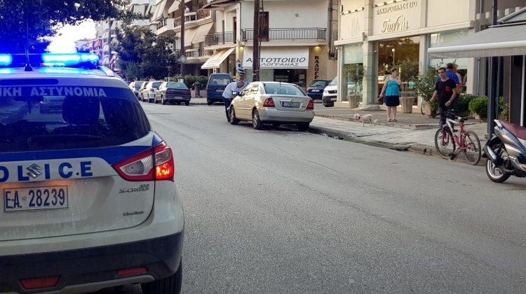 Φρικτό τροχαίο στα Τρίκαλα. Μοτοσικλετιστής παρέσυρε πεζό