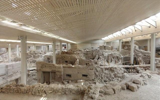 Αποτυχημένη απόπειρα κλοπής σε Μουσείο στη Σαντορίνη