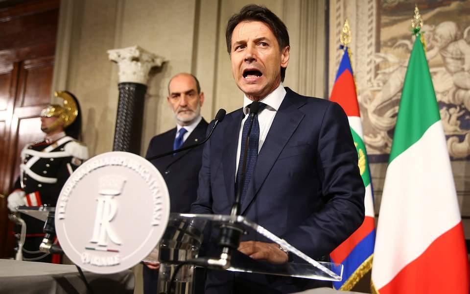 Σε πολιτική κρίση βυθίζεται η Ιταλία μετά το βέτο Ματαρέλα