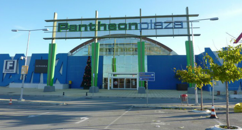 Λάρισα: Έρχεται η αναγέννηση του  «Pantheon Plaza»