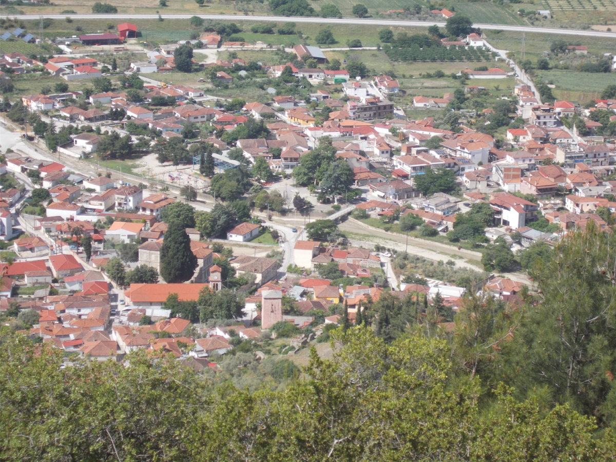 Ανάδειξη και προβολή της ιστορίας και του πολιτισμού της Τσαριτσάνης
