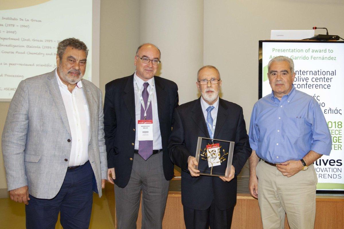 Ολοκληρώθηκαν οι εργασίες του διεθνούς συνεδρίου ελιάς