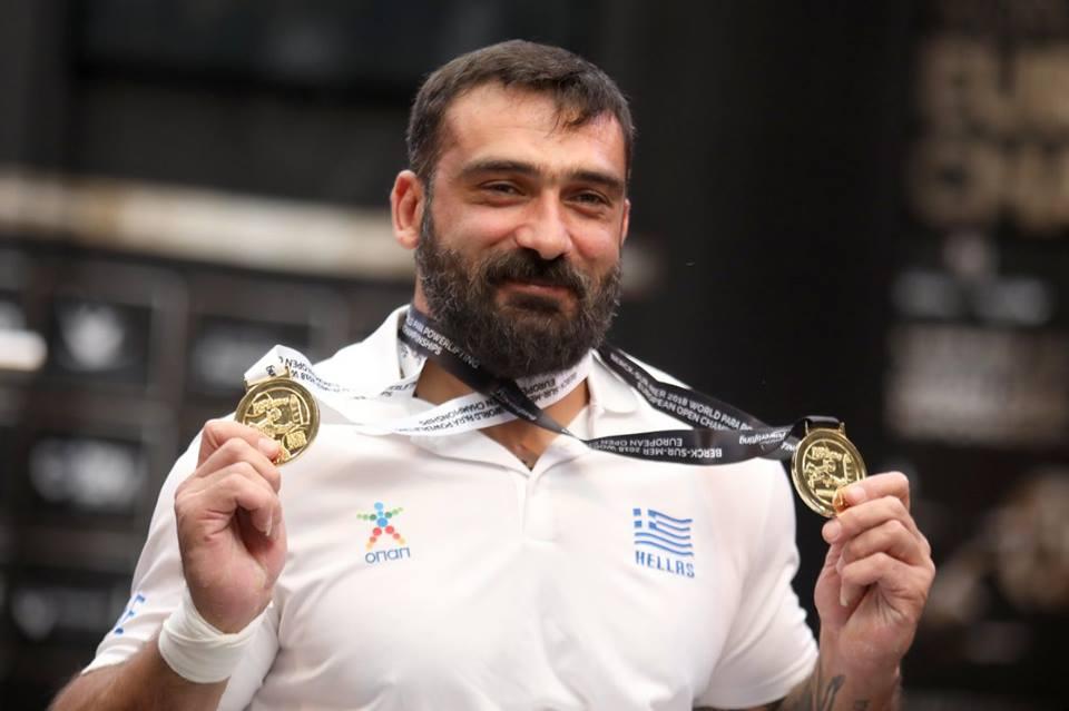 Πρωταθλητές Ευρώπης οι Δήμου και Μωϋσιάδης – Πέμπτη θέση για την Ελλάδα στα μετάλλια