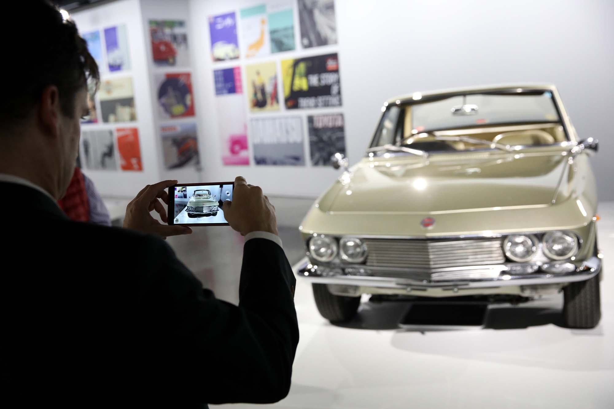Nissan supports two exhibits on Japanese manufacturing and car c