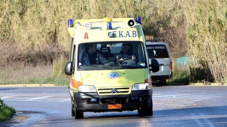 Κορινθία: Τον σκότωσε το φορτηγό του