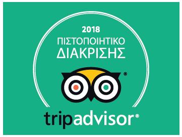 TripAdvisor_CertificateOfExcellence_meteoramuseum