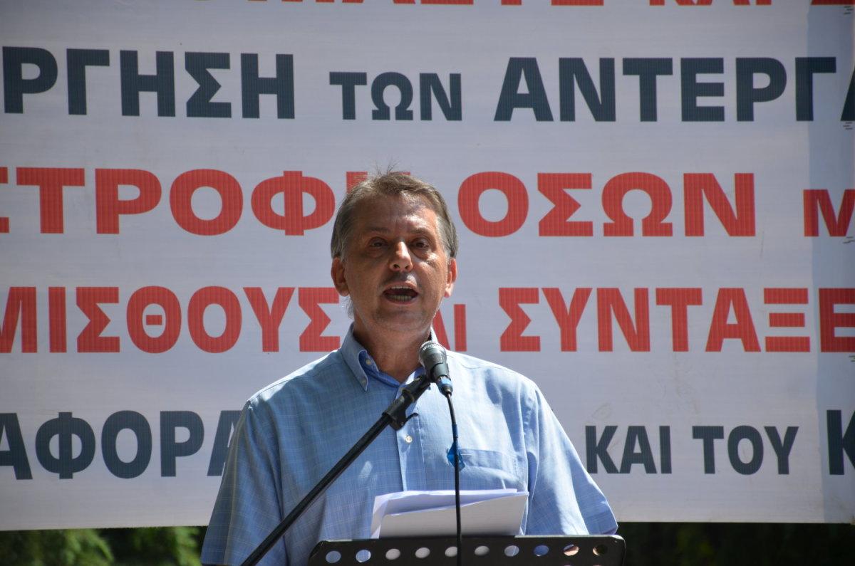 «Να δυναμώσουν τα ψηφοδέλτια της Λαϊκής Συσπείρωσης, που στηρίζει το ΚΚΕ»*