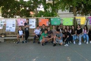 13o Γυμνάσιο Λάρισας: Βανδαλισμών συνέχεια…