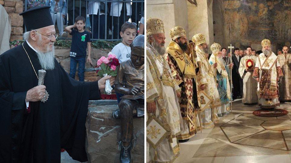 «Κωλοτούμπα» από τους Σκοπιανούς για το όνομα της σχισματικής εκκλησίας
