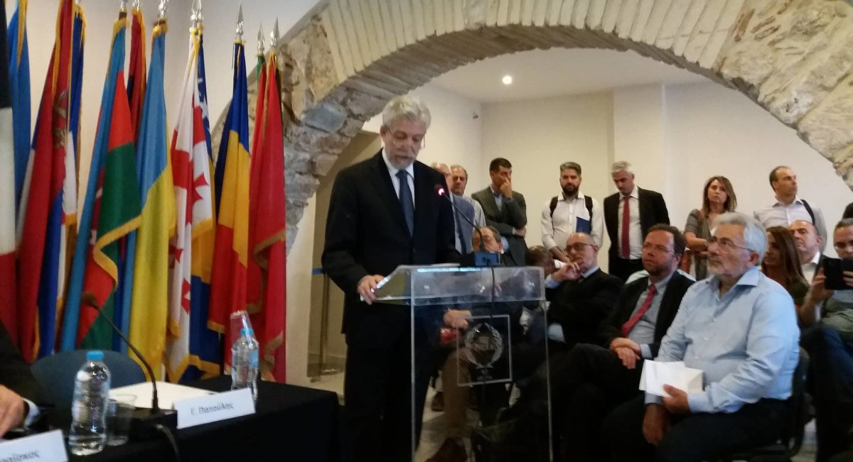 Σε εκδηλώσεις στην Αθήνα ο συντονιστής Αποκεντρωμένης