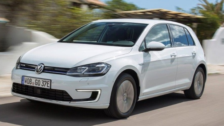 Το Volkswagen e-Golf στην 1η θέση του «Hi-Tech EKO Mobility Rally 2018»