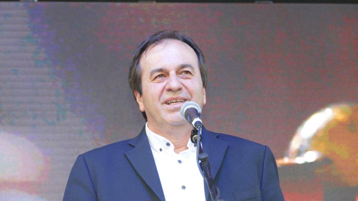 O Σωτήρης Γιαννακόπουλος πρόεδρος του Περιφερειακού Επιμελητηριακού Συμβουλίου Θεσσαλίας