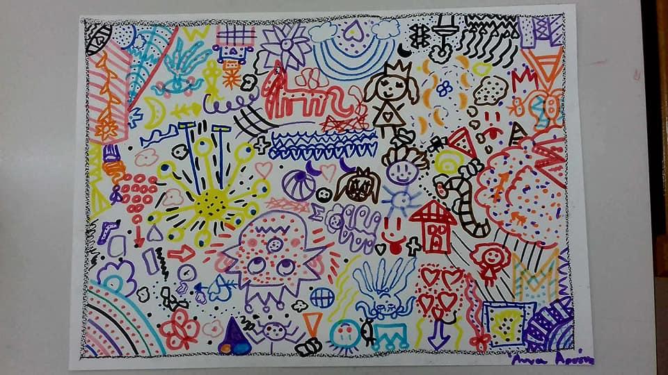 Έκθεση Παιδικής Τέχνης