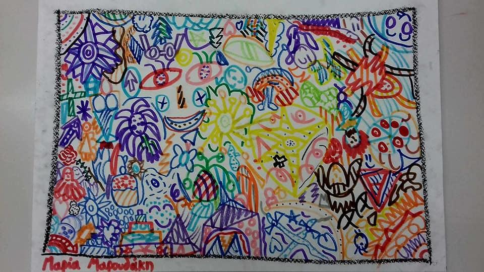 Έκθεση παιδικής τέχνης (2)