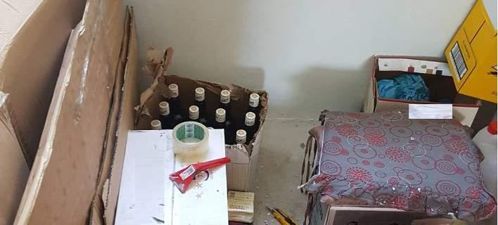 Λαβράκι «ΣΔΟΕ» -Εντοπίστηκαν αποθήκες με χιλιάδες ποτά «μπόμπες»
