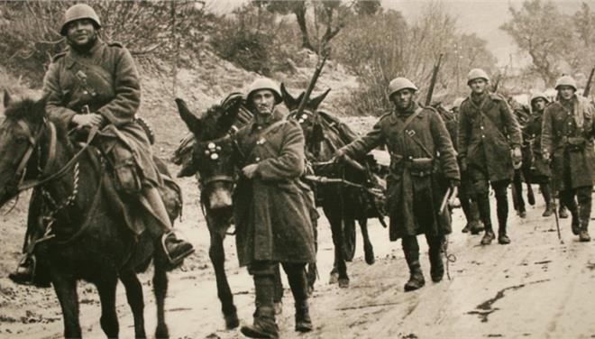 Βρέθηκαν τα οστά 420 πεσόντων στο Αλβανικό Μέτωπο