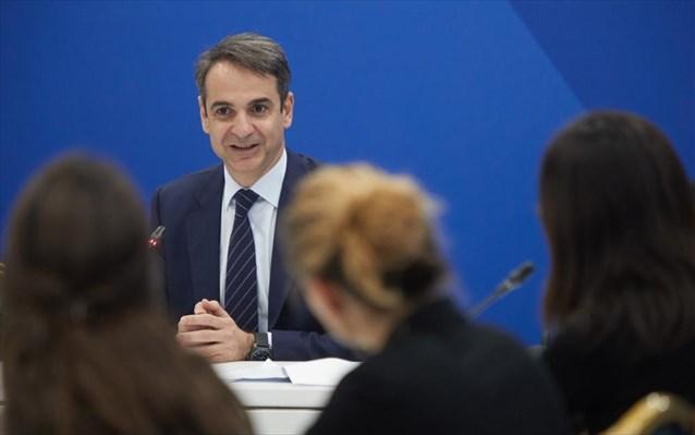 Μητσοτάκης: Ο κ. Τσίπρας να απαντήσει στα περί υποσχέσεων για έκδοση των «οκτώ»