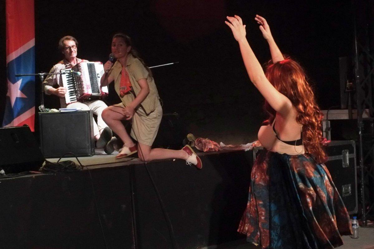 «ΗΟΜESICKNESS Βlues» από το Θεσσαλικό στο «Θέατρο Δάσους»