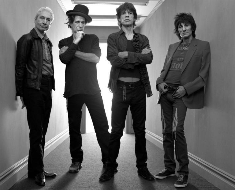 Στη Σκιάθο προσγειώθηκε το lear jet των Rolling Stones!