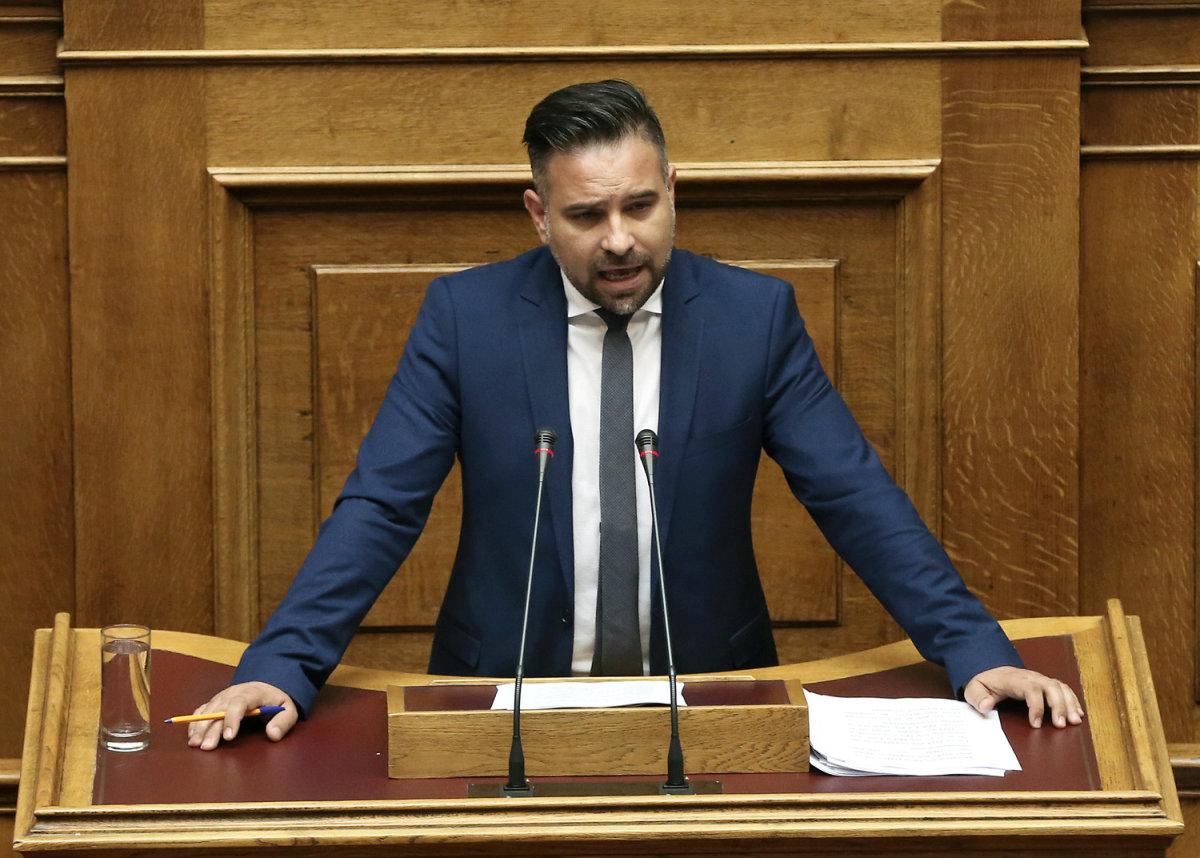 Πλήρη προστασία του επενδυτικού κοινού ζητούν ο Κατσιαντώνης και άλλοι 3 βουλευτές