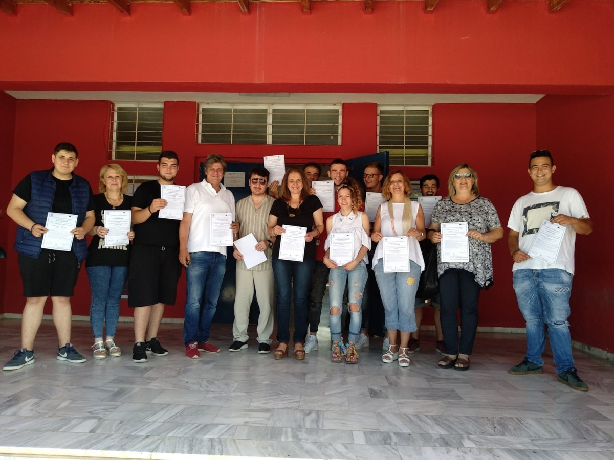Επιτυχημένη η παρουσία του 1ου ΕΠΑΛ Τυρνάβου