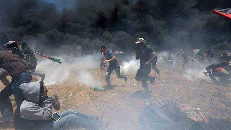 Δύο νεκροί σε επεισόδια στη Λωρίδα της Γάζας