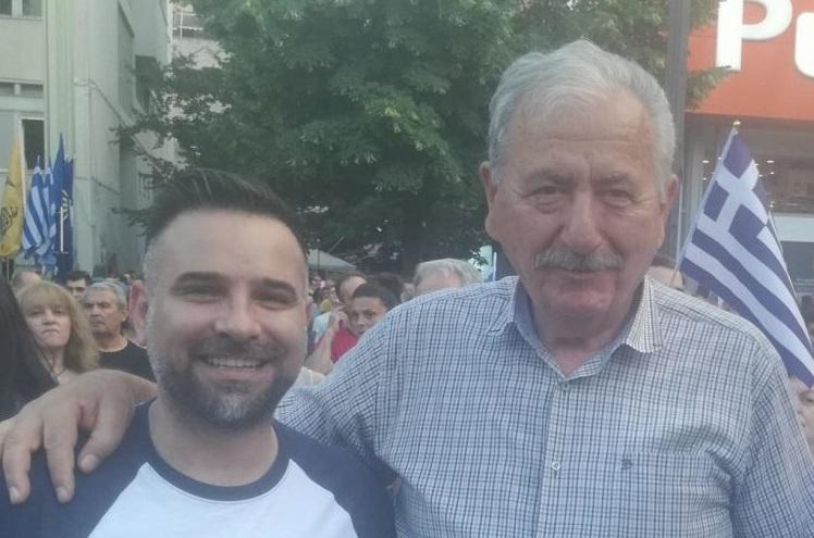Η «κωλοτούμπα» του βουλευτή στο… όνομα της Μακεδονίας