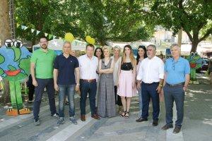 Πρωτότυπος Διαγωνισμός Ζωγραφικής από την ΕΔΑ ΘΕΣΣ στη Λάρισα