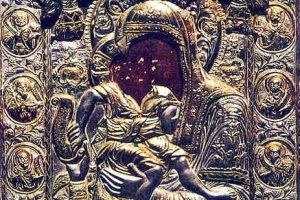 """Η Παναγία """"Άξιον Εστί"""" 11 Ιουνίου 980 μ.Χ.*"""