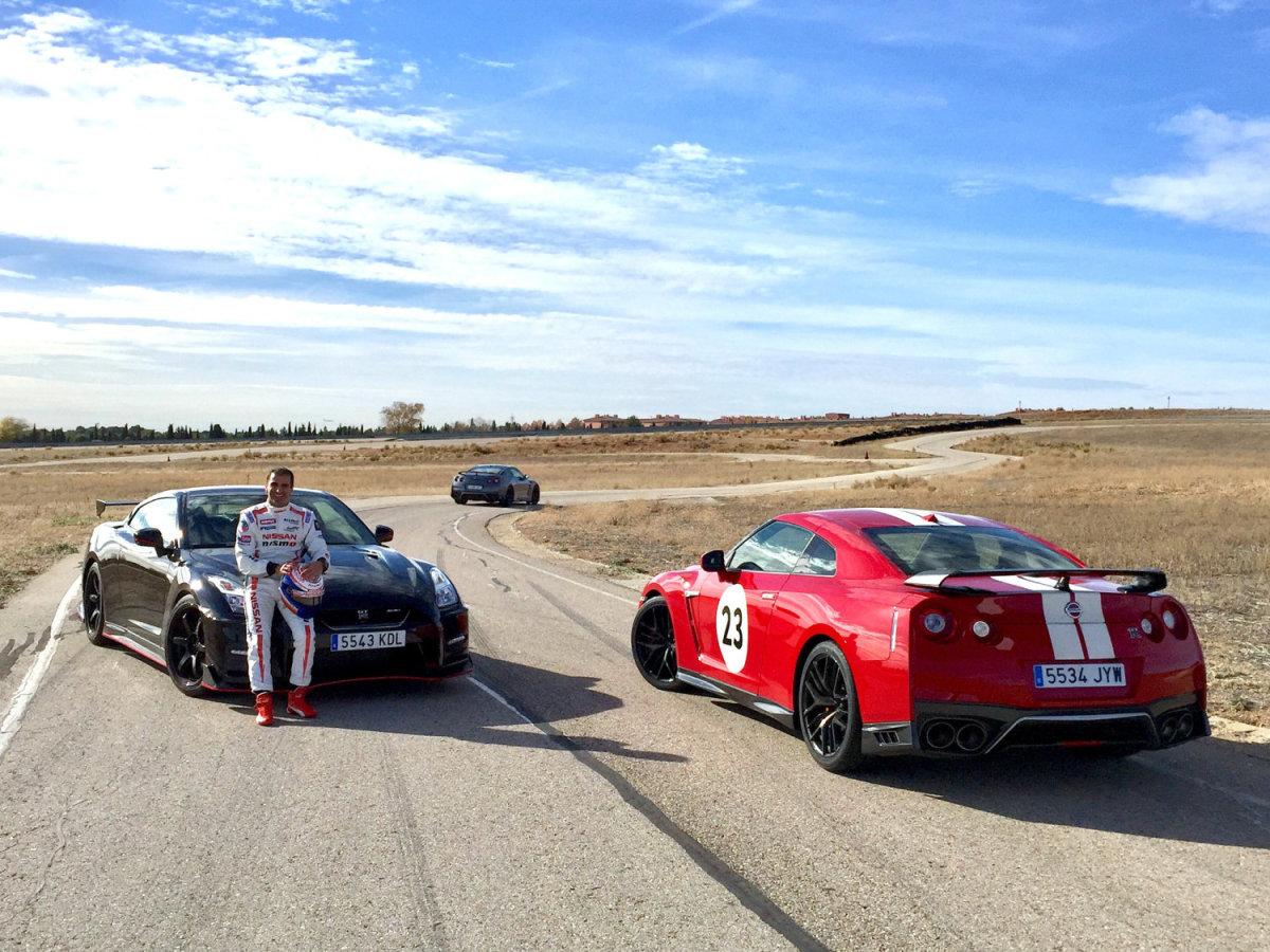 Ρεκόρ για  GT-R και NISMO με τον Marc Gené, στην Ισπανία