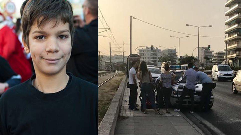 Τραγωδία στον Άλιμο: Μηνύματα συγκίνησης για τον Αλέξανδρο