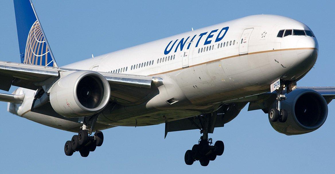 Πτήση της United Airlines εξετράπη της πορείας της- Ανησυχία για την ασφάλειά της