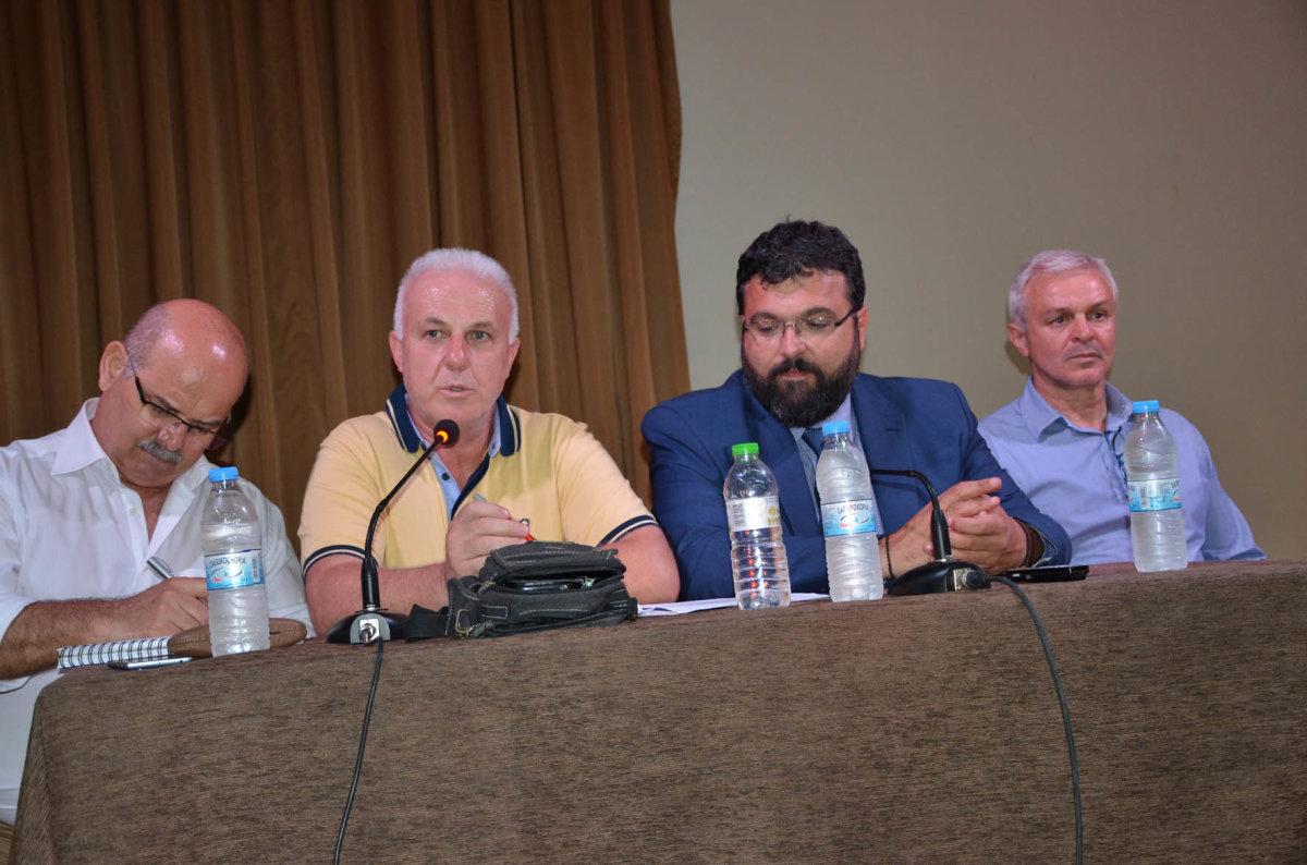 Εκδήλωση για τον αθλητισμό στο Χατζηγιάννειο (φωτ.)