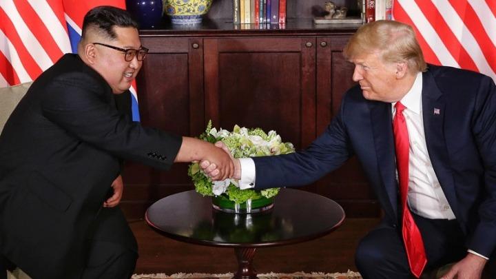 Τραμπ για σύνοδο κορυφής με Κιμ: Ήταν μια «φανταστική συνάντηση»