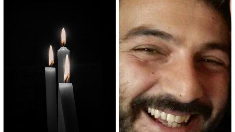 Το κερί του Βασίλη έσβησε στα 36 του χρόνια…