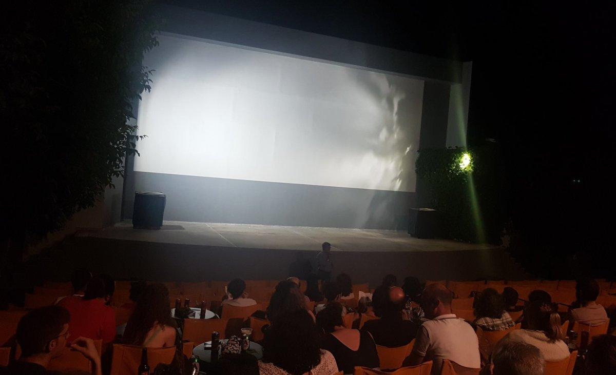 «Ναυάγιο» η πρεμιέρα στο θερινό σινεμά του Μύλου