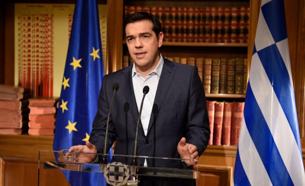 Τσίπρας: «Η Συμφωνία αυτή αποτελεί μια μεγάλη διπλωματική νίκη» (video)