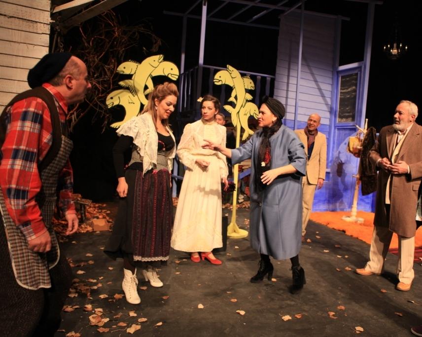 Ματαιώνεται παράσταση στο Κηποθέατρο Λάρισας