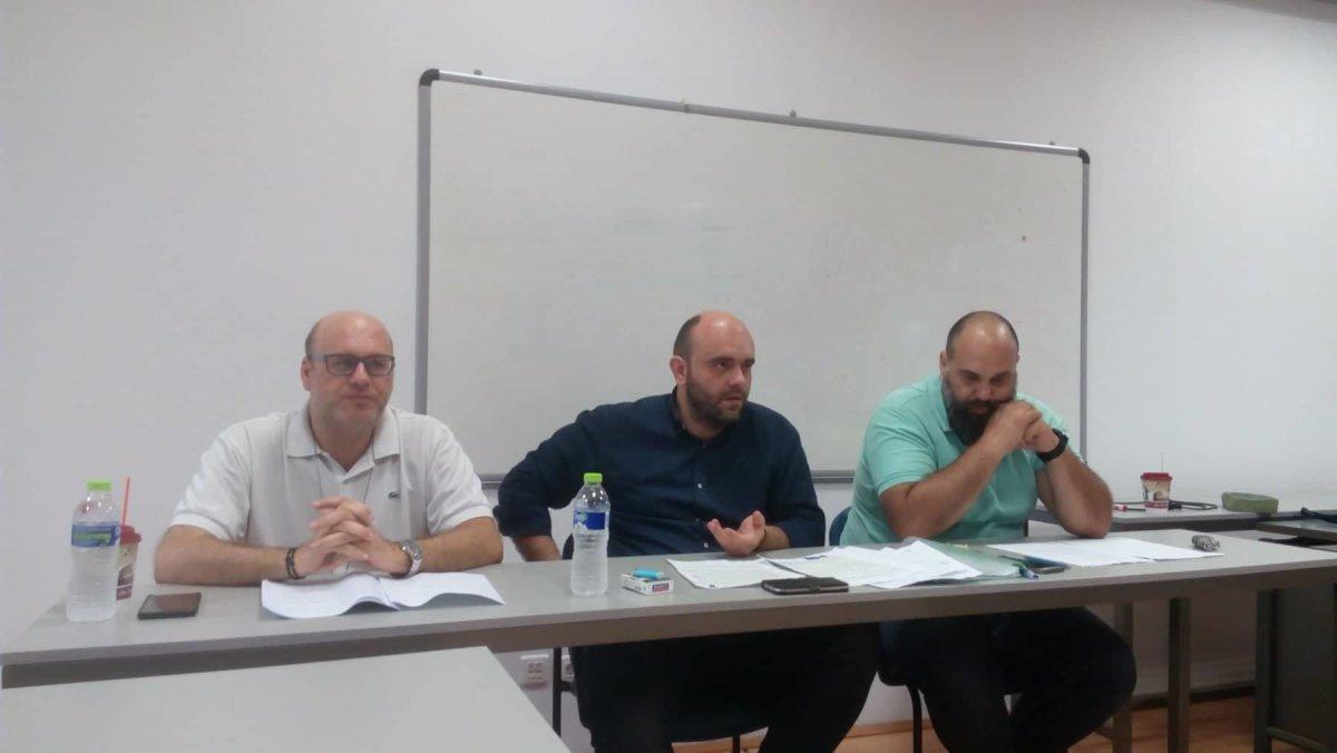 Κίνημα Αλλαγής: Από τον Τύρναβο ξεκίνησαν οι συνελεύσεις
