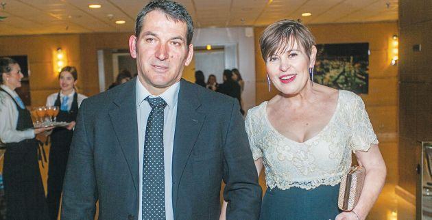 Όταν ο Πύρρος Δήμας είχε μιλήσει για τη μάχη της γυναίκας του με τον καρκίνο