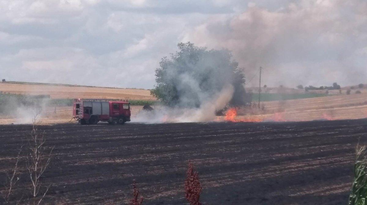 Πυρκαγιά κοντά σε οικισμό
