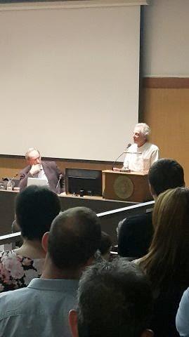 Διάλεξη του Charles Taylor στην Αθήνα (3)