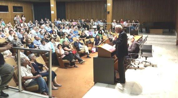 Διάλεξη του Charles Taylor στην Αθήνα (4)