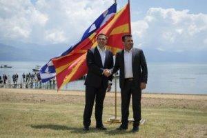 Τα διεθνή ΜΜΕ για τη συμφωνία στις Πρέσπες