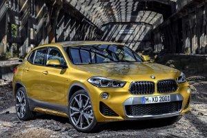 Η νέα BMW X2 sDrive 18i